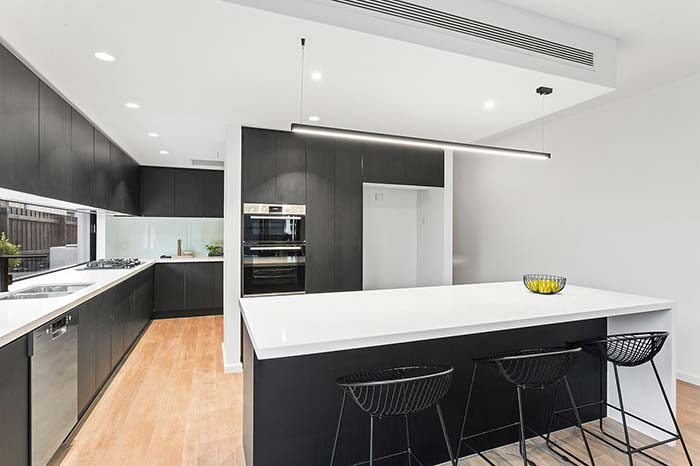 Brighton Custom Kitchen