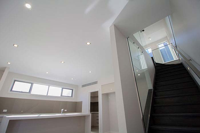 Dromana Townhouse Kitchen and Staircase