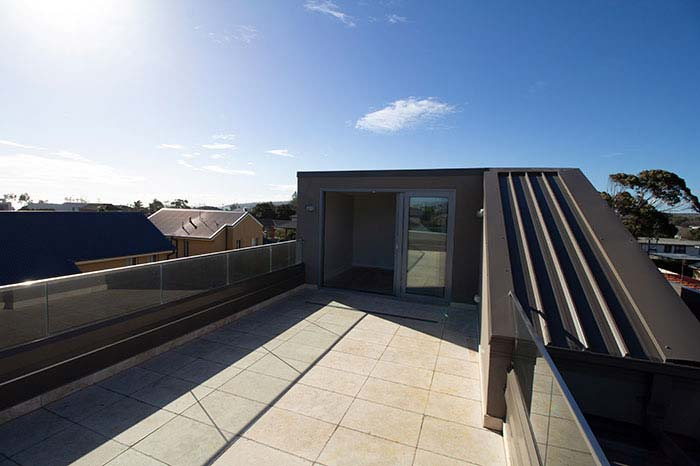 Dromana Townhouse Rooftop