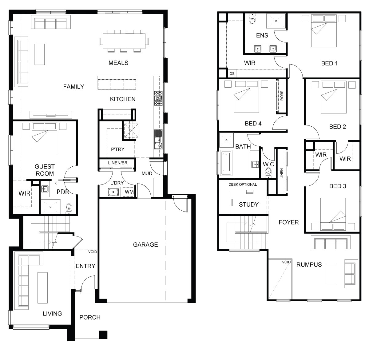 Jade 35 floor plan
