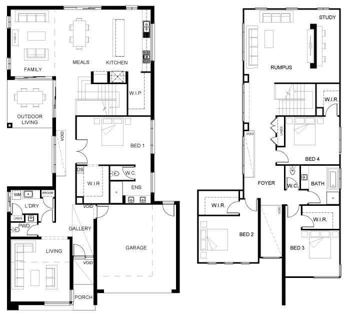 Pavillion 38 floor plan