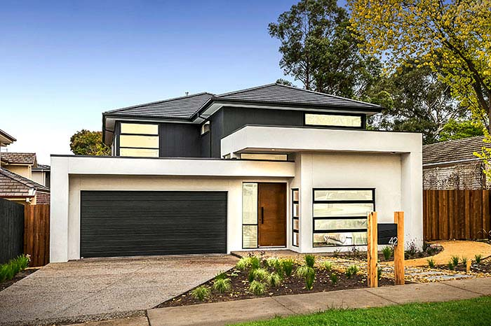 Burwood Custom home