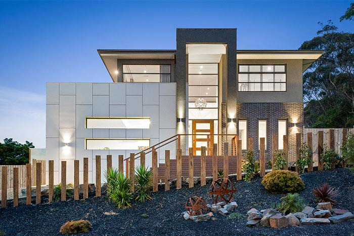 Mount Eliza Custom Home Design