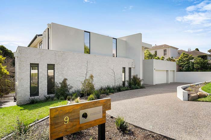 Custom Home Mt Eliza